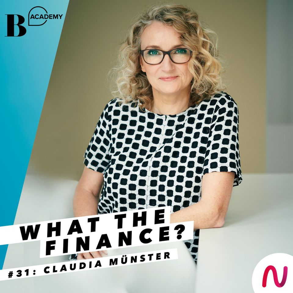 What The Finance: Claudia Münster
