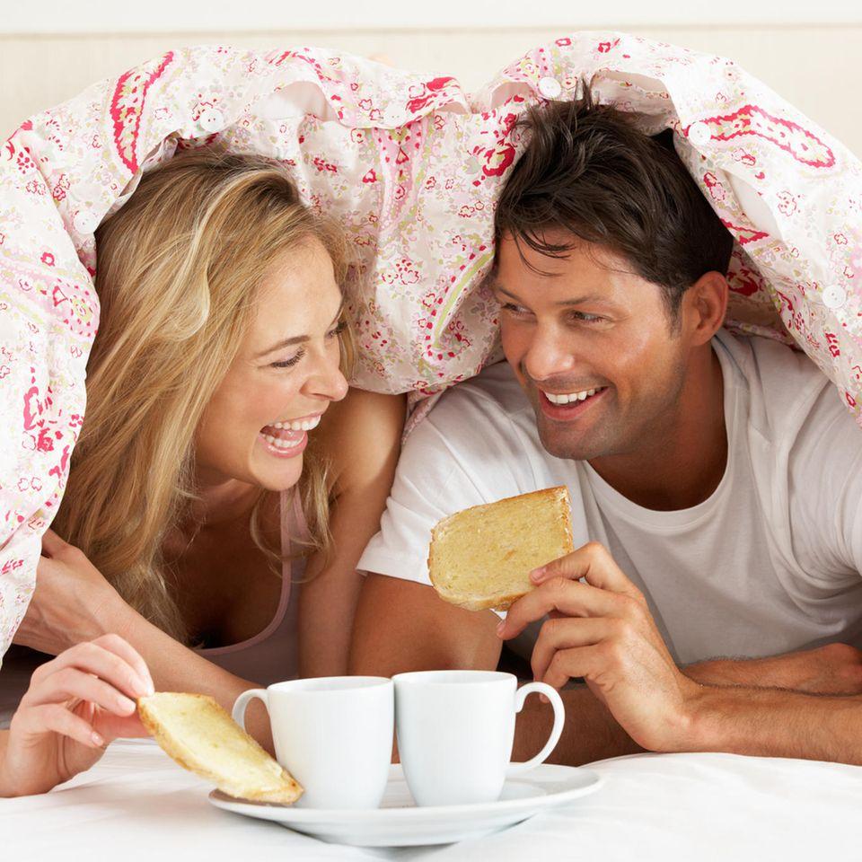 3 häufigste Gründe, warum auch glückliche Paare kaum Sex haben