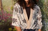 Frühlingsmode: Kimono