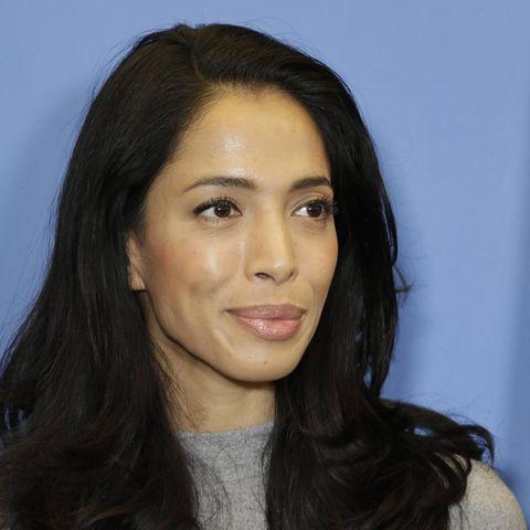 Zohre Esmaeli: Frau mit langen, braunen Haaren