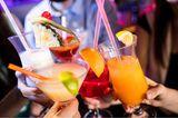Nach Corona: Cocktailparty
