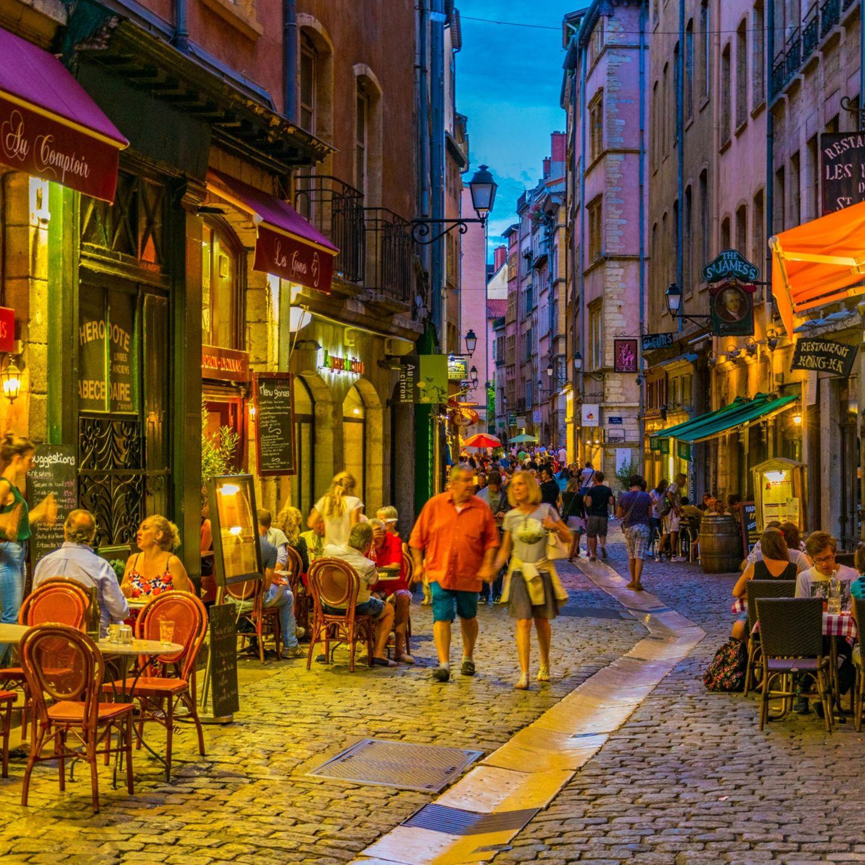 Nach Corona: Restaurants auf der Straße