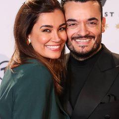 Promi-Paare: Jana Ina und Giovanni Zarrella