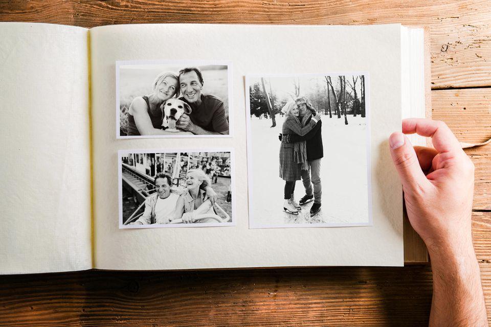 Valentinstagsgeschenke selber machen: Fotobuch