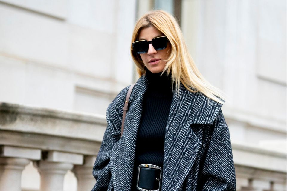 Oversized Coats: So stylst du den Mantel-Trend richtig