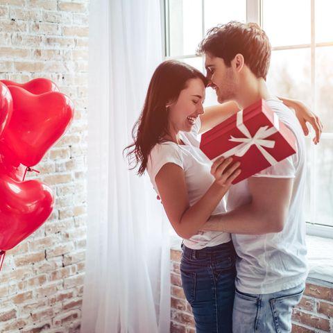 Valentinstagsgeschenke selber machen