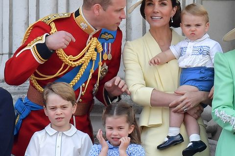 Prinz William + Familie