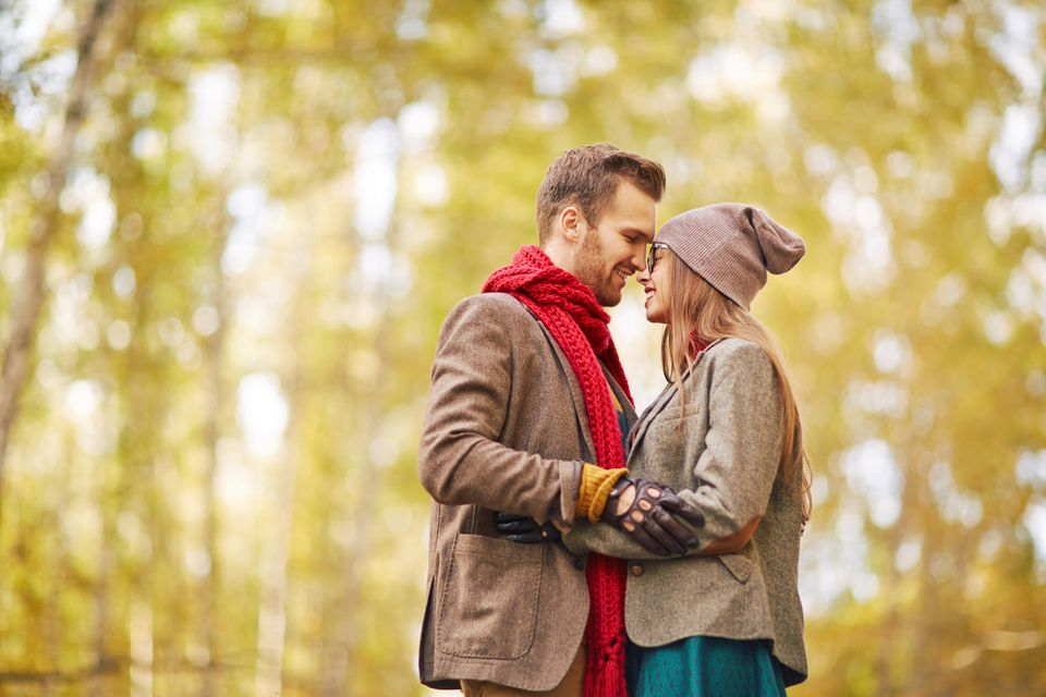 Clubhouse-Prinzip: Ein verliebtes Paar