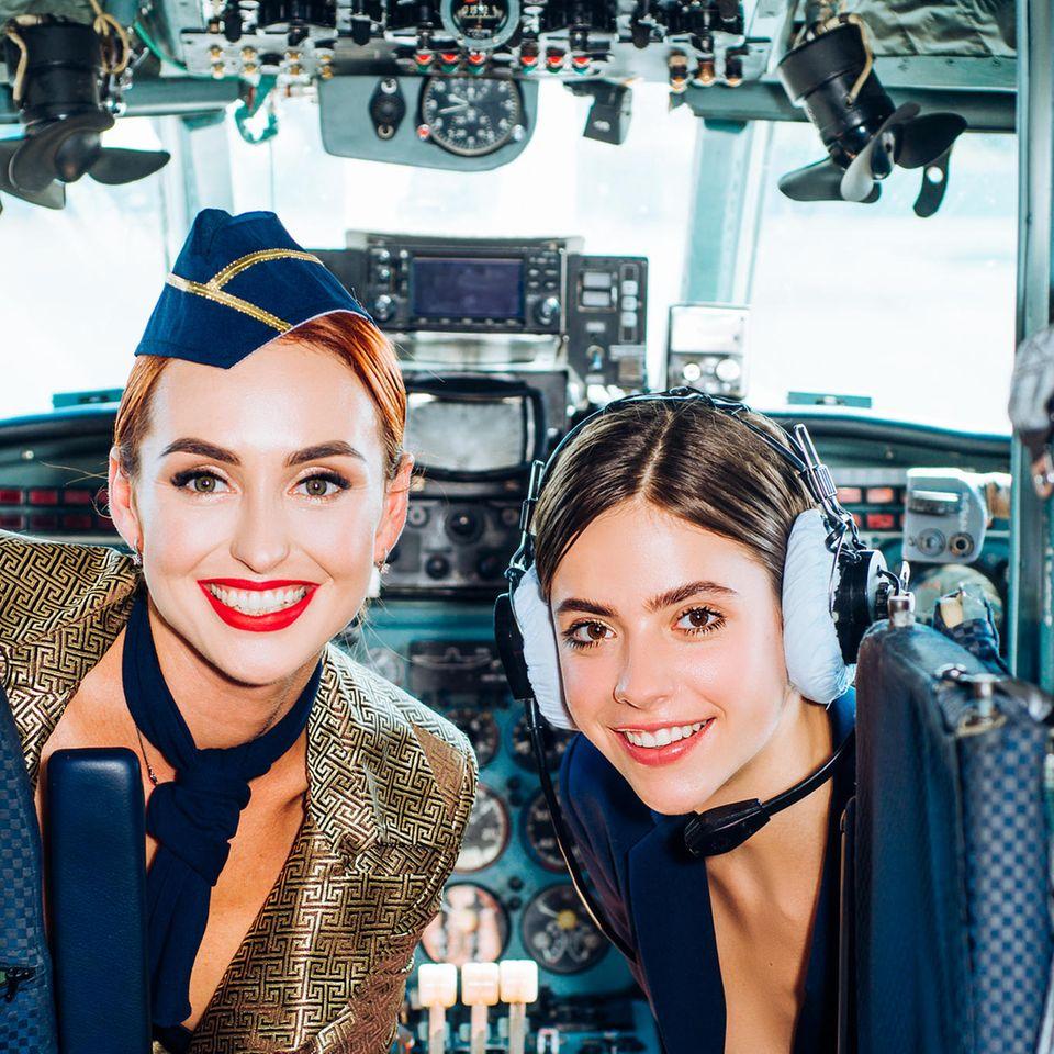 Flugbegleiterin verrät: Das macht die Cockpit-Besatzung auf langen Flügen wirklich