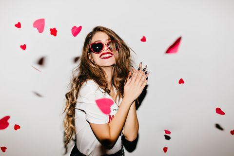 Valentinstag als Single