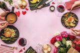 Valentintstagswünsche: HelloFresh Kochbox