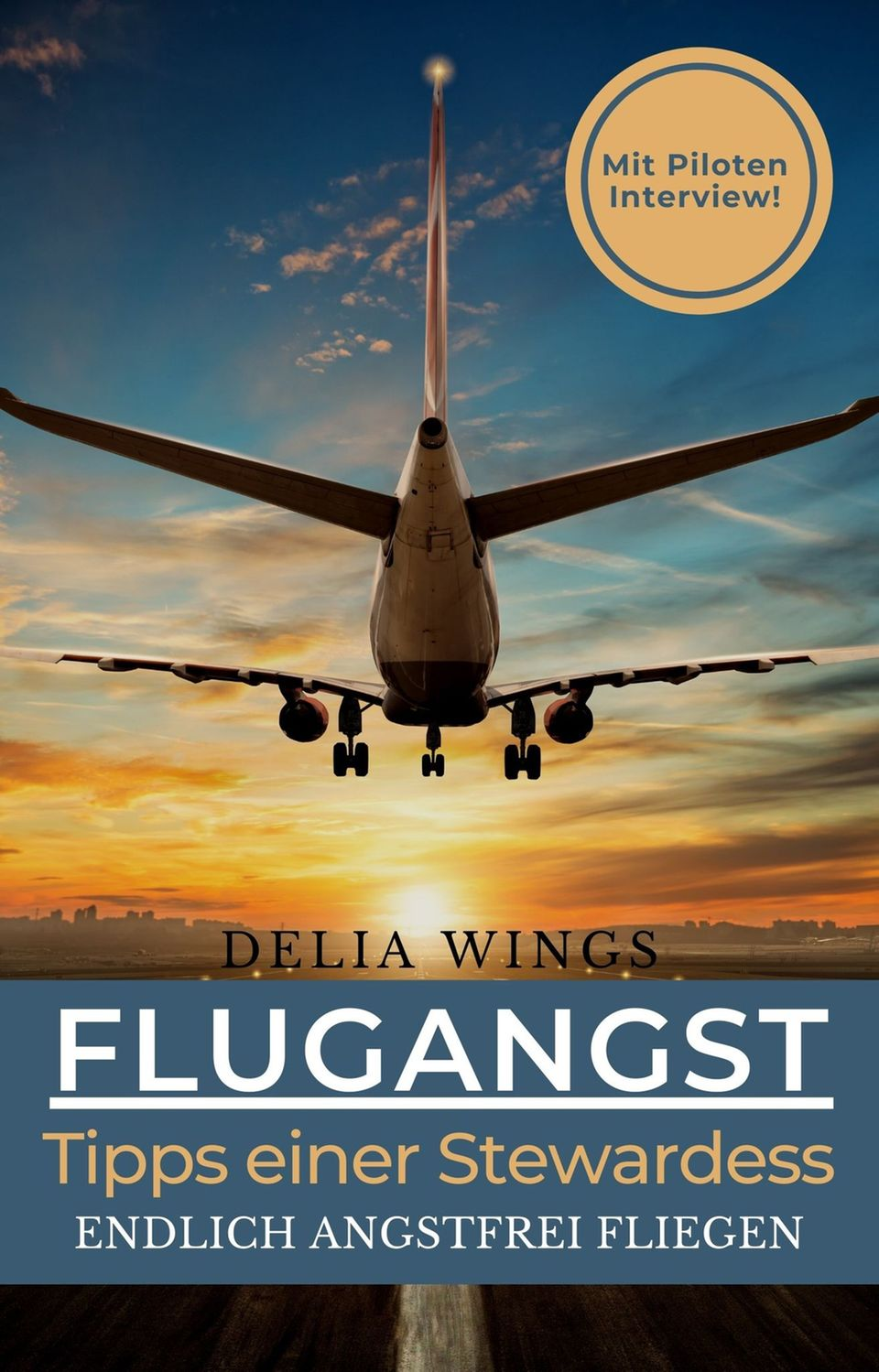 Buch über Flugangst