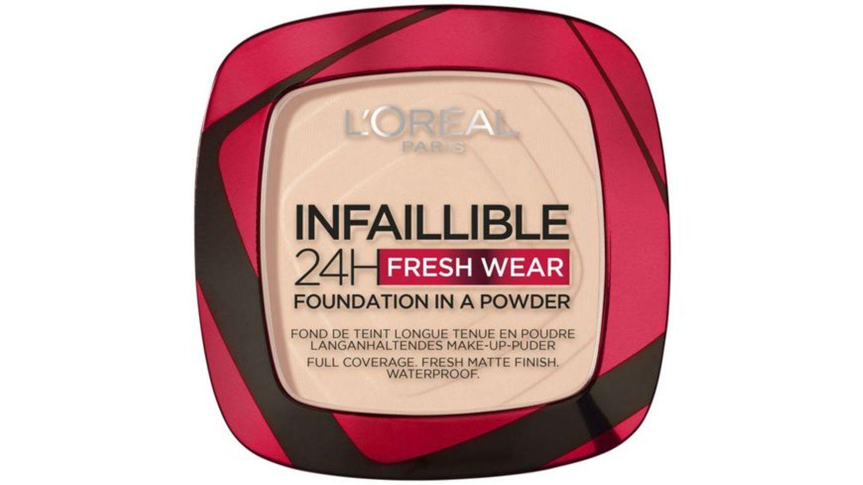 Infaillible 24H Fresh Wear Puder