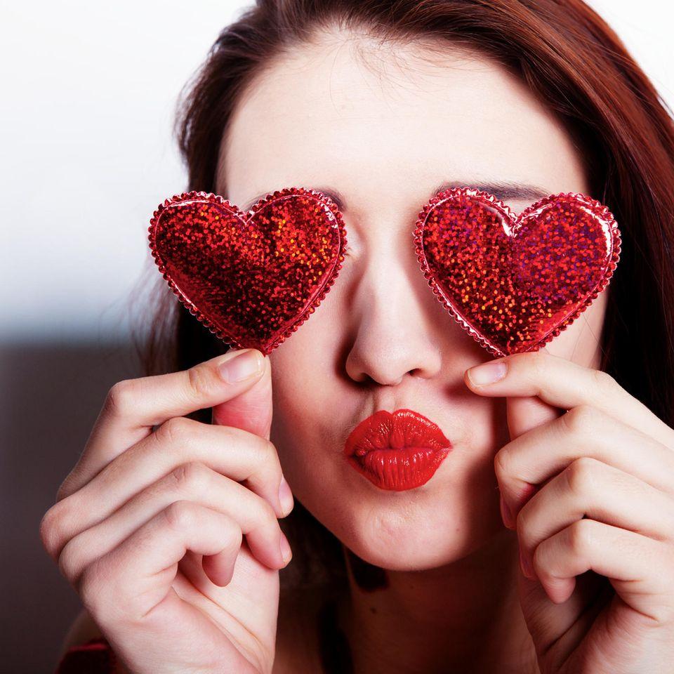 Valentinstag für die Sternzeichen