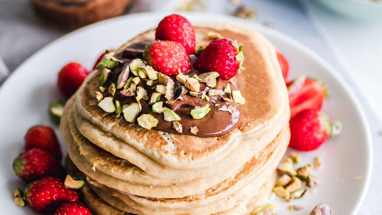 Mit Schuss, herzhaft oder bunt: Unsere liebsten Pancake Rezepte für wirklich jede Gelegenheit