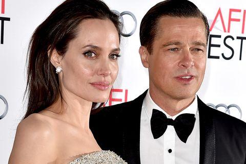 Angelina Jolie: Mit wem sie jetzt am liebsten auf Premieren geht