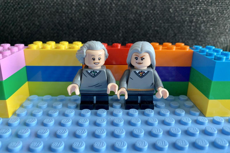 Danke, Omas und Opas: Legomännchen