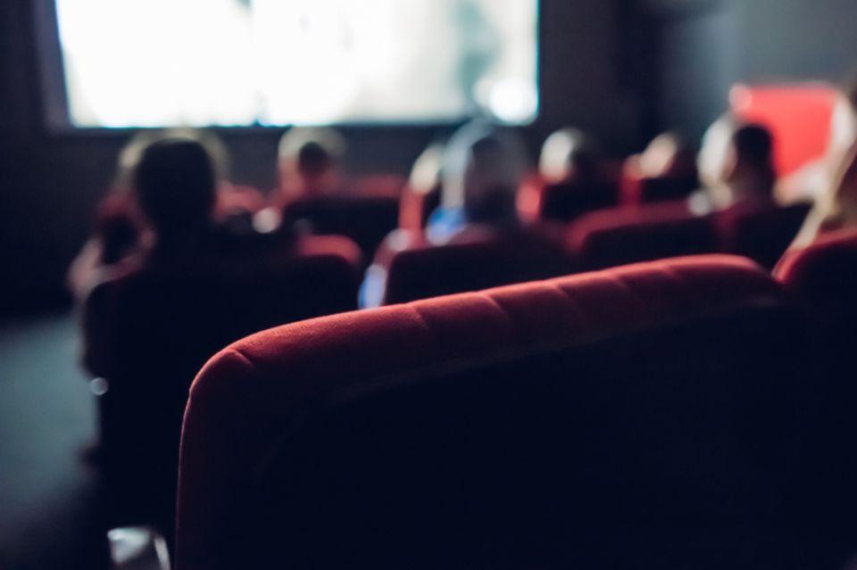 Corona aktuell: Kinosaal