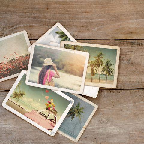 Foto auf Holz übertragen