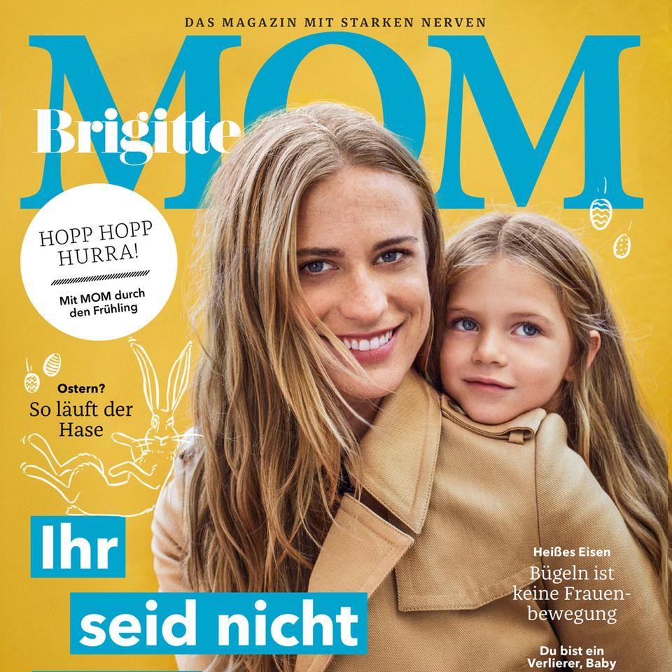 Heftvorschau Mom 01