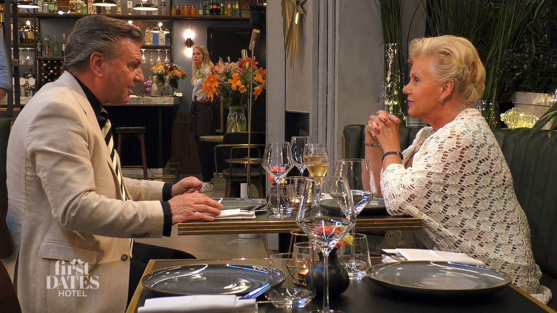 First Dates Hotel: Dieter und Iris