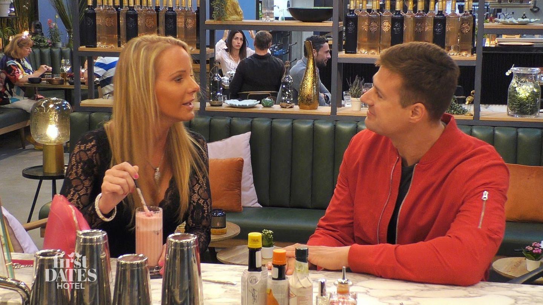 First Dates Hotel: Juliane und Bernie
