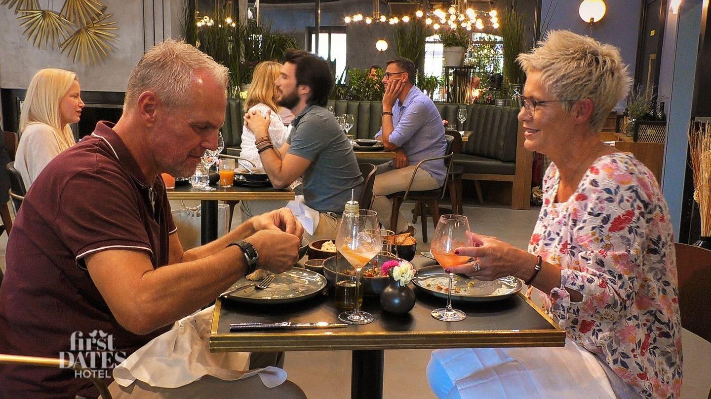First Dates Hotel: Thomas und Danielle