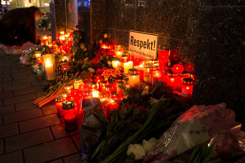 Hanau 2020: Gedenkstätte