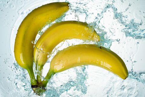 Bananenwasser: Bananen