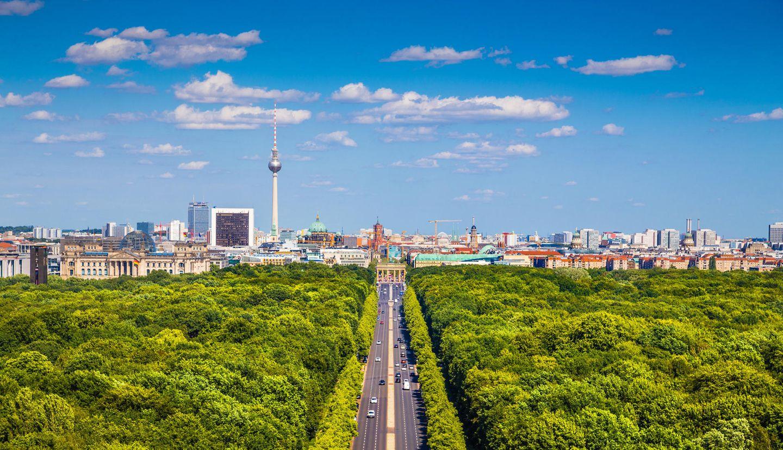 Initiative fordert: Nur noch zwölf private Autofahrten pro Jahr: Siegessäule