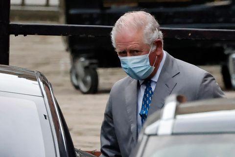 Prinz Charles: Beunruhigender Krankenhausbesuch