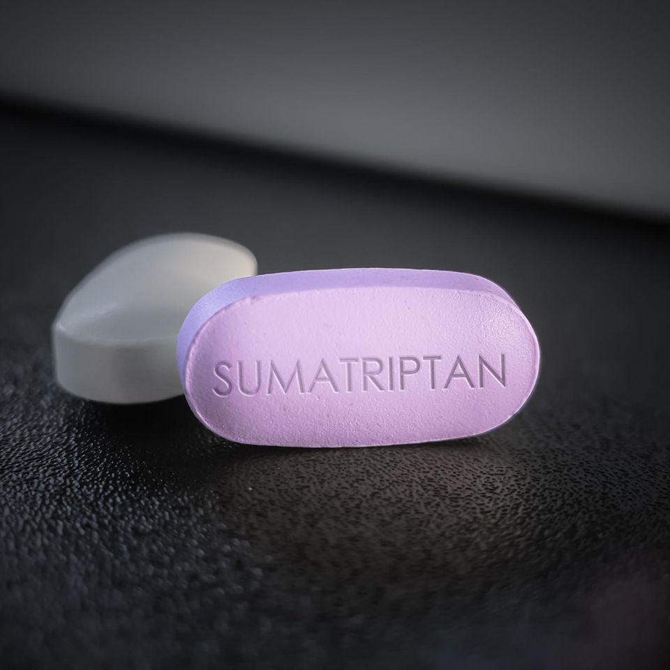 Sumatriptan: Tabletten
