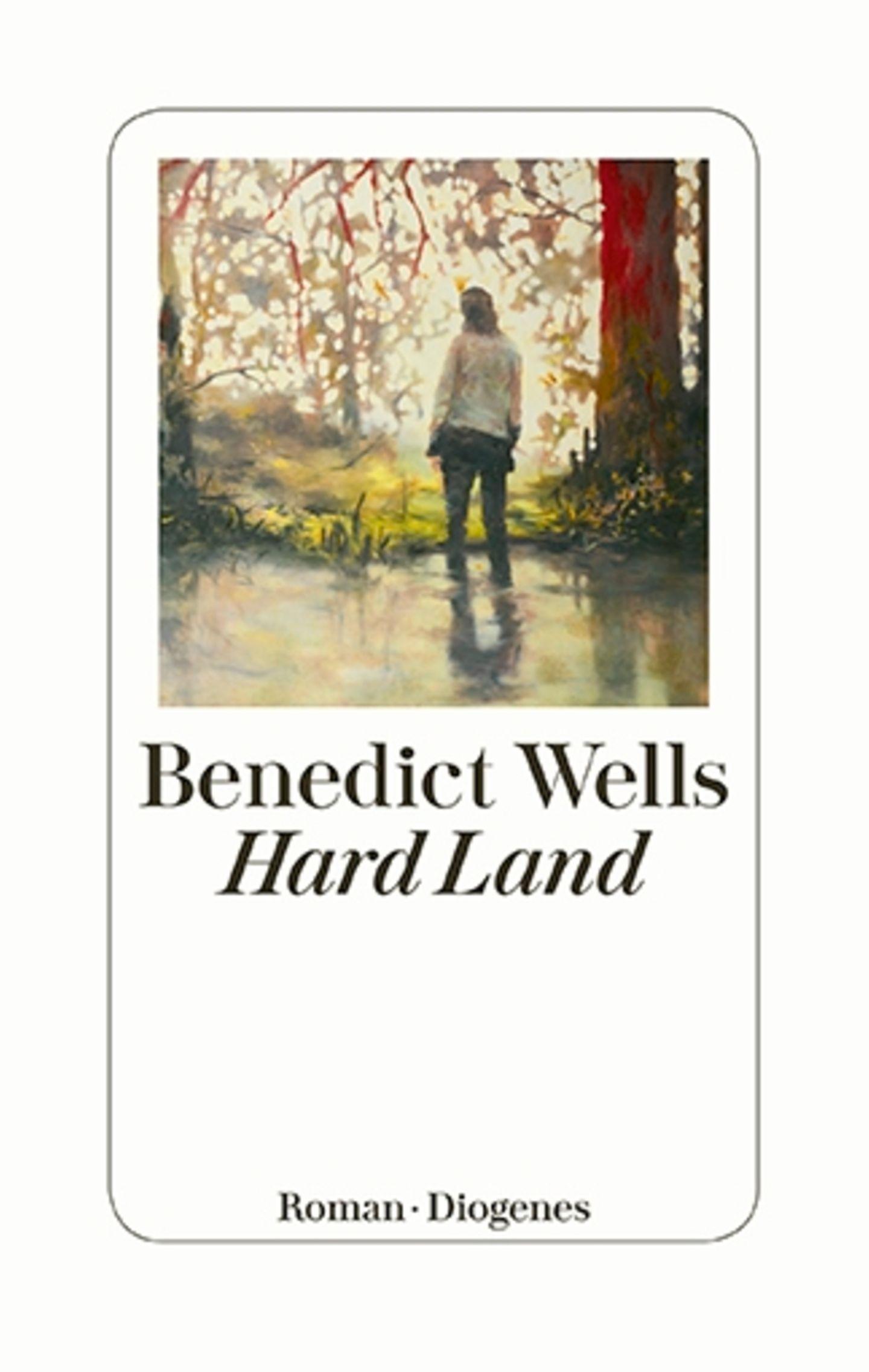 """Buchtipps der Redaktion: Buchcover """"Hard Land"""""""