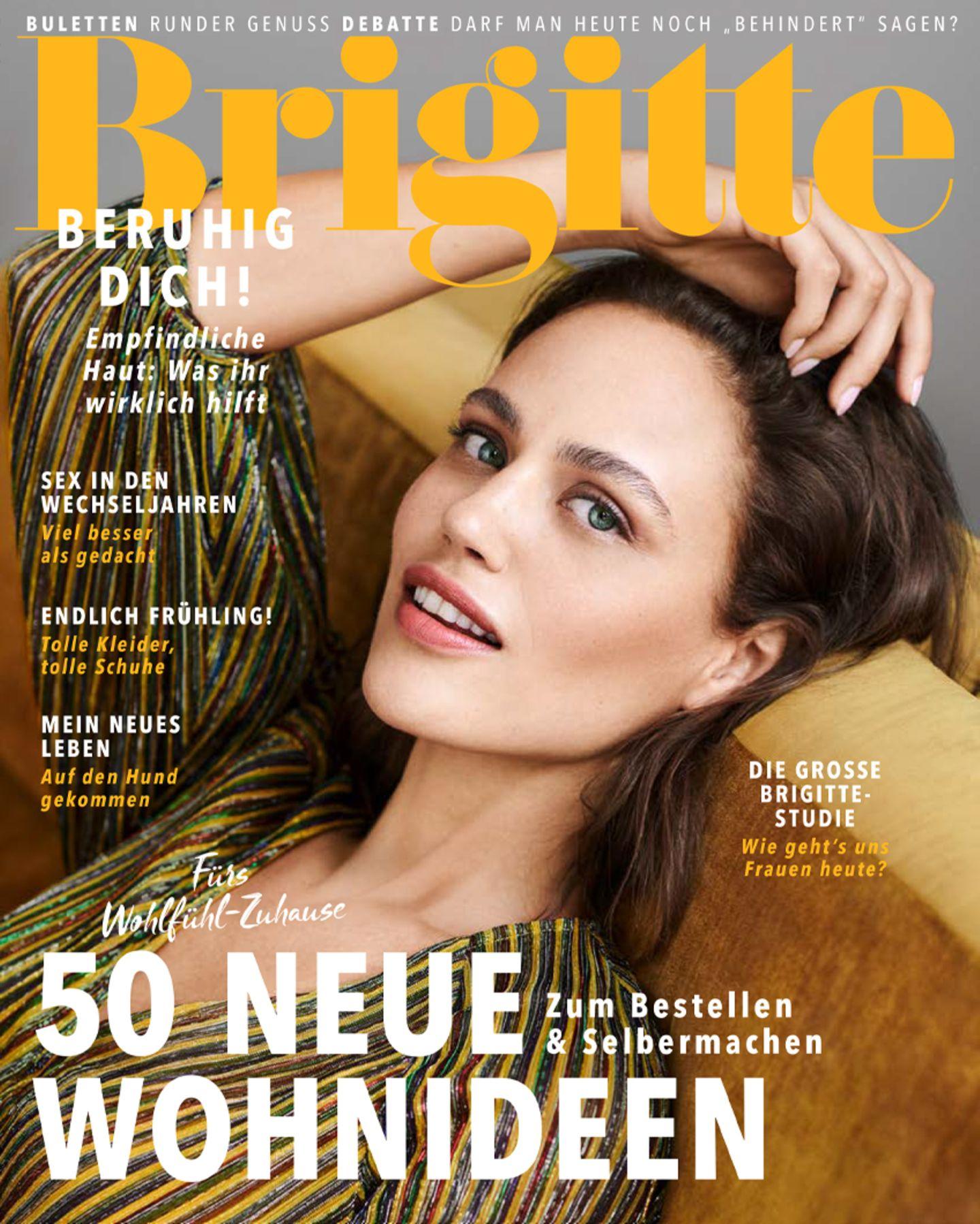 Heftvorschau Brigitte 06
