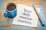 Schlaflos: Routine schaffen