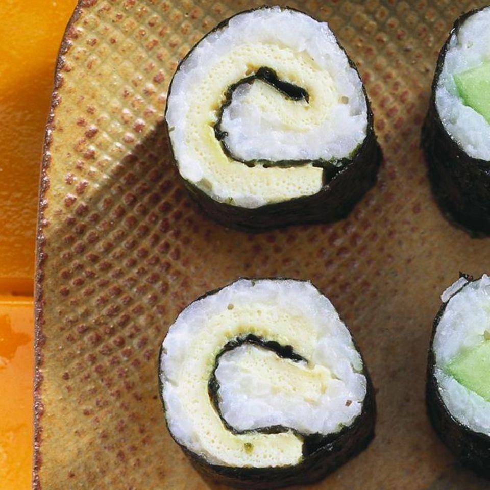 Omelett-Sushi