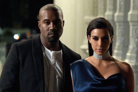 Promi-Trennungen 2021: Kim Kardashian und Kanye West