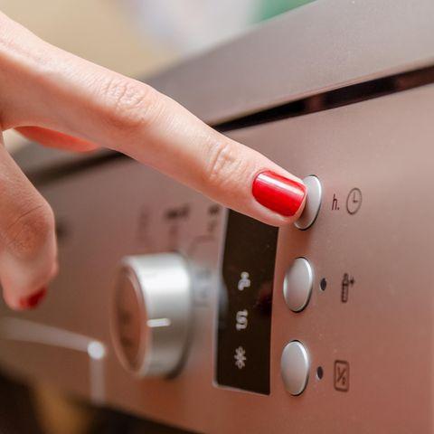 Schmutzige Waschmaschine - so kriegst du sie sauber