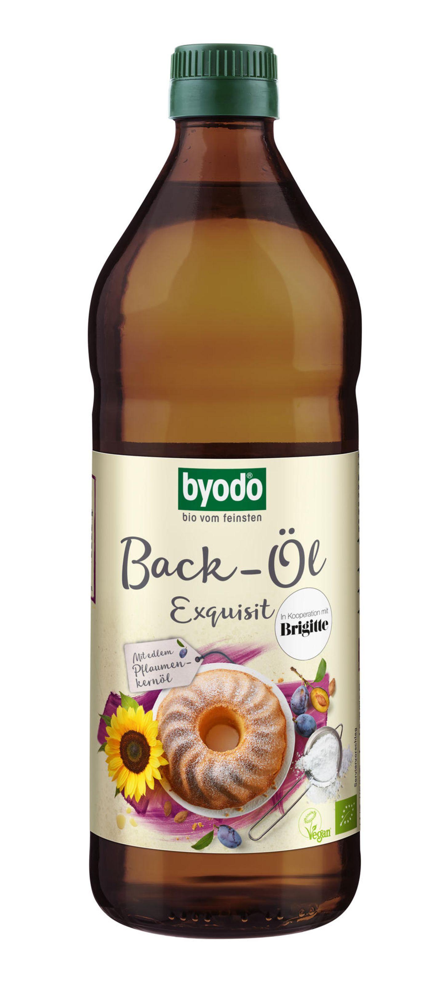 Food News: Byodo Back-Öl Exquisit