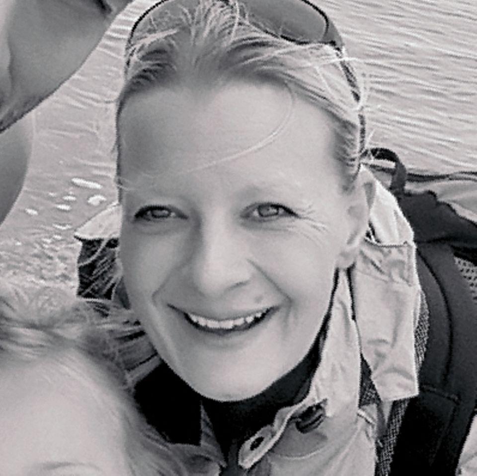 BRIGITTE-Studie zeigt: Cathleen Günther
