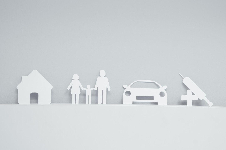 Versicherungen Familien