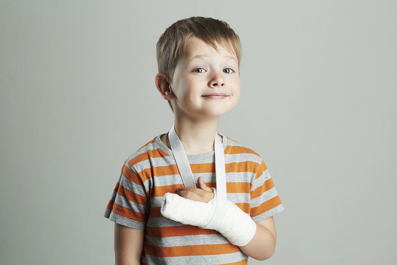 Unfallversicherung für Familien