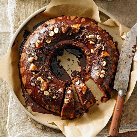 Kochen und Backen mit Tee: Earl-Grey-Tee-Kuchen
