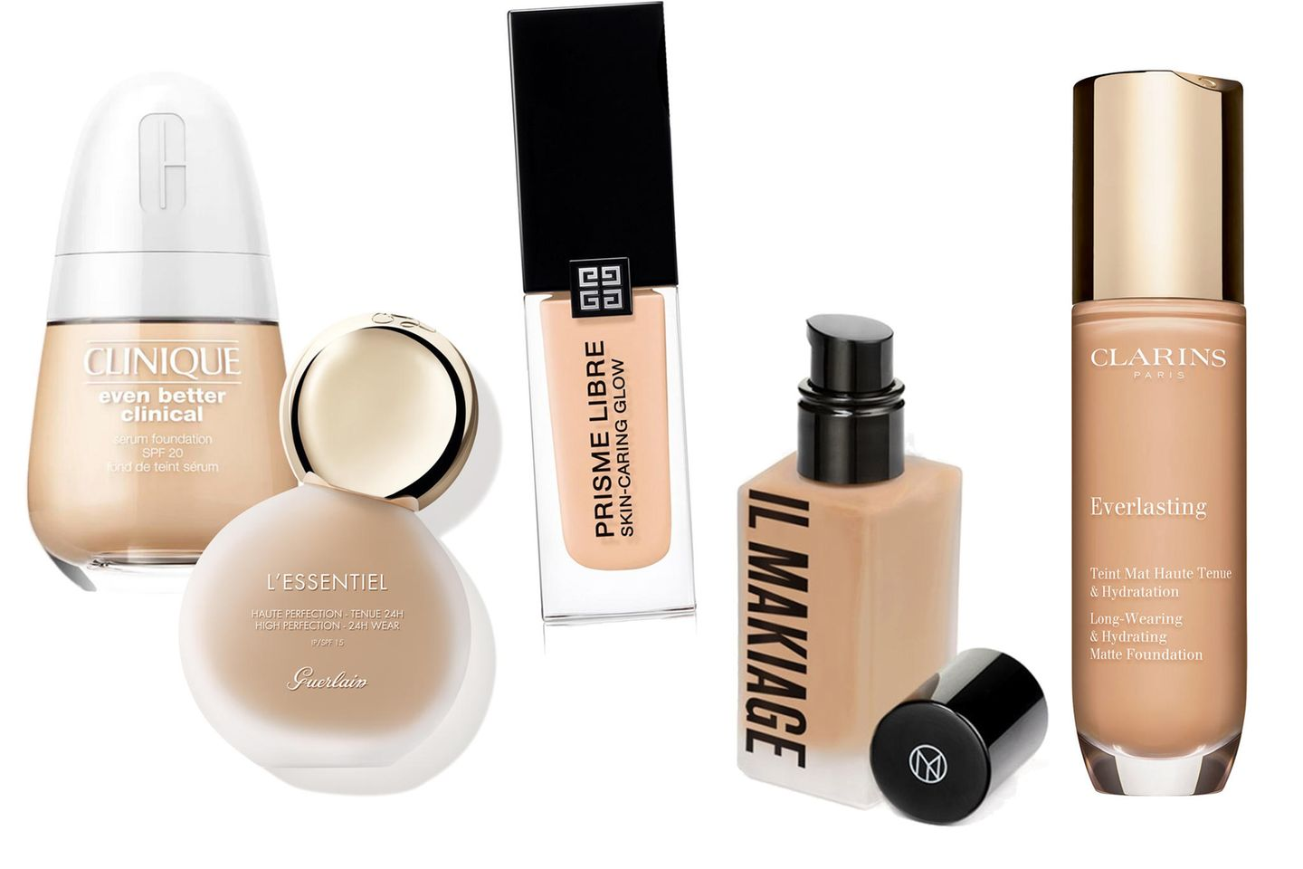 We try before you buy: 5 neue Foundations im Redaktions-Test