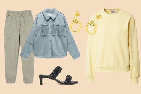 Unter 50 Euro: Diese Teile von Zara, Mango & Co. shoppen wir jetzt