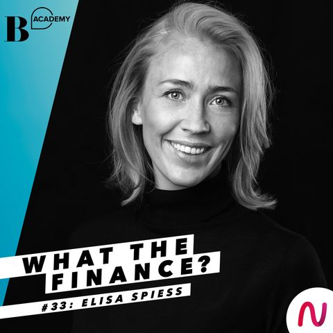 What The Finance?: Elisa Spieß