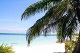Strand auf Kuba