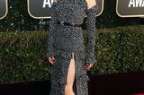 Margot Robbie ist ebenfalls Presenter der diesjährigen Verleihung. Sie trägt Chanel.