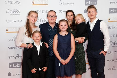 Angelo Kelly + Familie