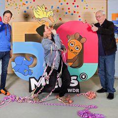 Sendung mit der Maus: 50. Geburtstag